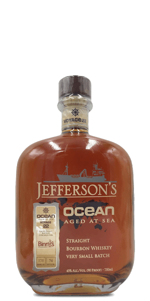 Jefferson's Ocean Special Wheated Voyage 22