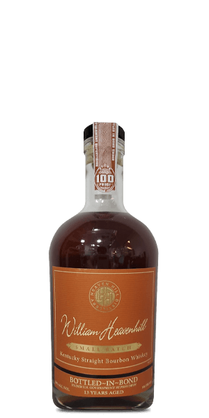 William Heavenhill 13 Year Old Bottled In Bond 2020