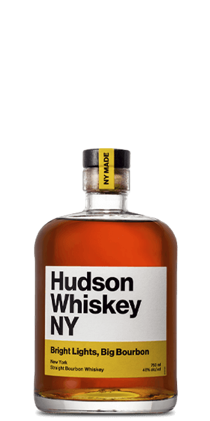 Hudson Whiskey NY Bright Lights Big Bourbon