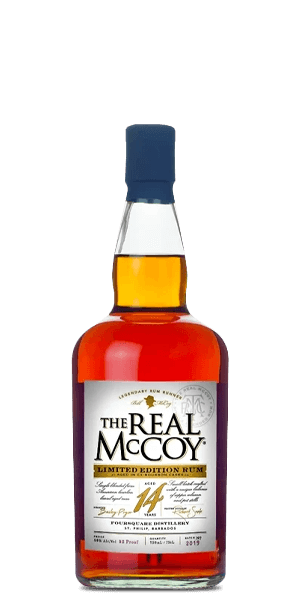 The Real McCoy 14 Year Old Rum