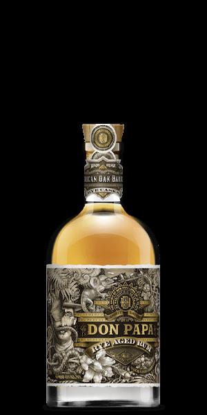 Don Papa Rye Aged Cask Rum