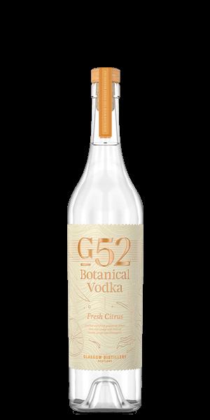G52 Fresh Citrus Botanical Vodka