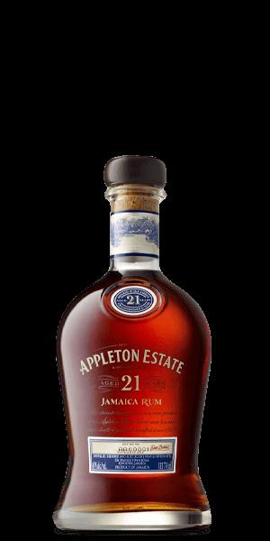 Appleton Estate Rum 21 Year Old