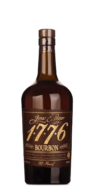 James E. Pepper 1776 92 Proof Bourbon Whiskey