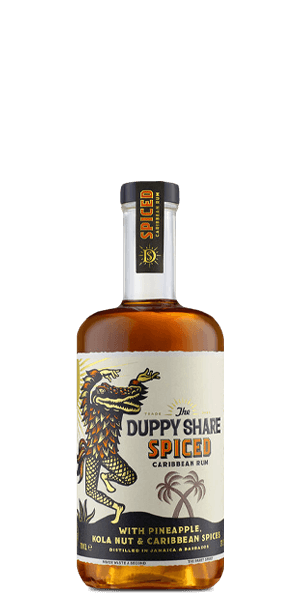 The Duppy Share Spiced Caribbean Rum