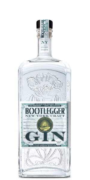 Bootlegger New York Craft Gin