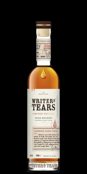 Writers' Tears Japanese Mizunara Cask Finish