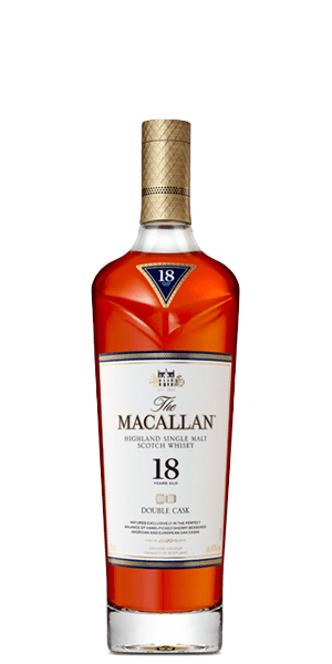 The Macallan 18 Year Old Double Cask