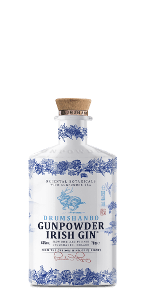 Drumshanbo Gunpowder Irish Gin Ceramic Limited Edition
