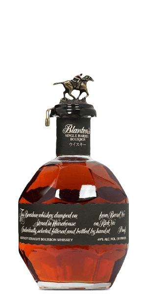 Blanton's Single Barrel Black Label Bourbon