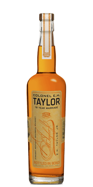 Colonel E.H. Taylor, Jr. 18 Year Old Marriage Bourbon