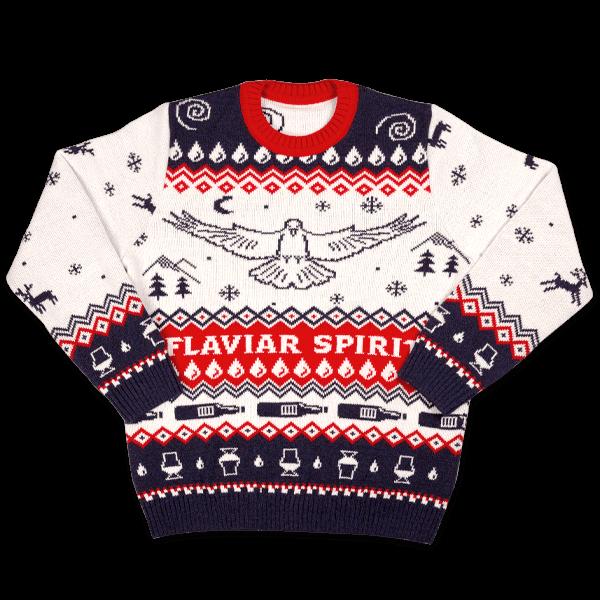 Winter Spirit Sweater (m)