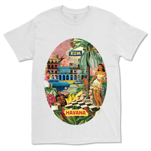 Carousel Collection T-shirt - Havana (female - L)
