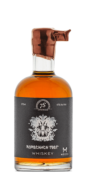 Seven Stills Rorschach Test Whiskey