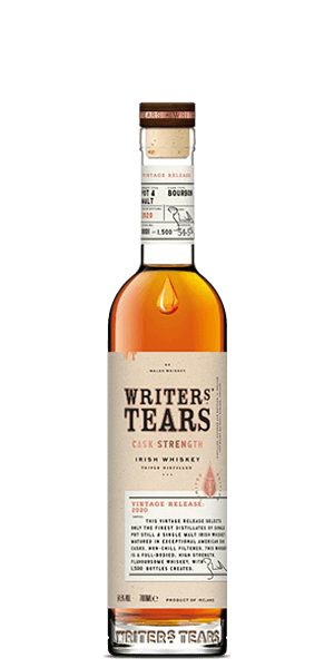 Writers' Tears Cask Strength 2020 Release