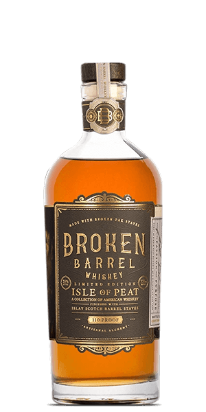 Broken Barrel Isle Of Peat