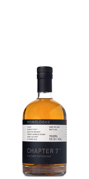 Chapter 7 Monologue 9 Year Old Caol Ila 2011