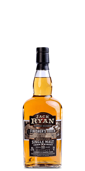 Jack Ryan Finisher's Touch 12 Year Old Irish Whiskey