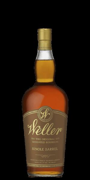 W.L. Weller Single Barrel Wheated Bourbon