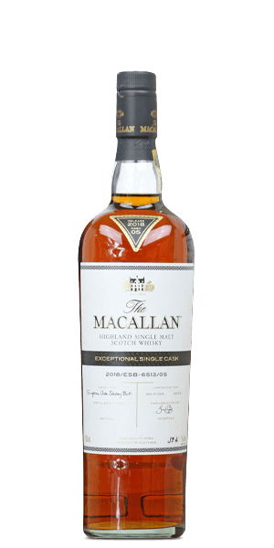 The Macallan Exceptional Cask 2018/ESB-6513/05