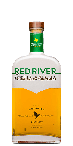 Red River Texas Rye Whiskey