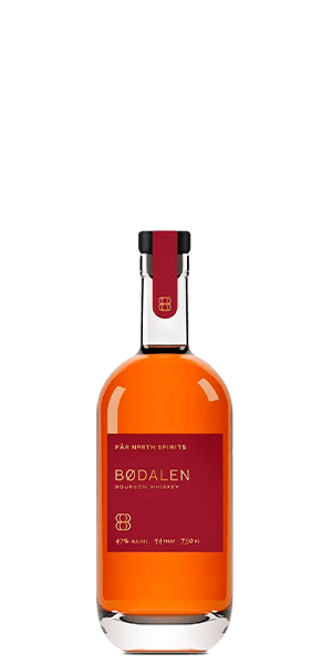 Bødalen Bourbon Whiskey