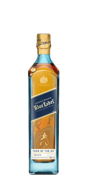 Johnnie Walker Blue Label Year Of The Ox Limited Edition