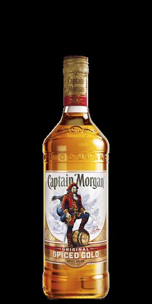 Captain Morgan Original Spiced Gold Rum (1L)
