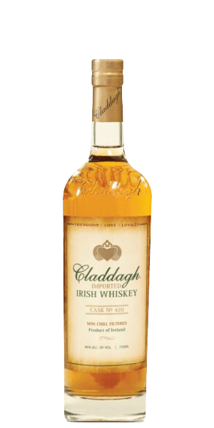Claddagh Cask No. 420 Irish Whiskey