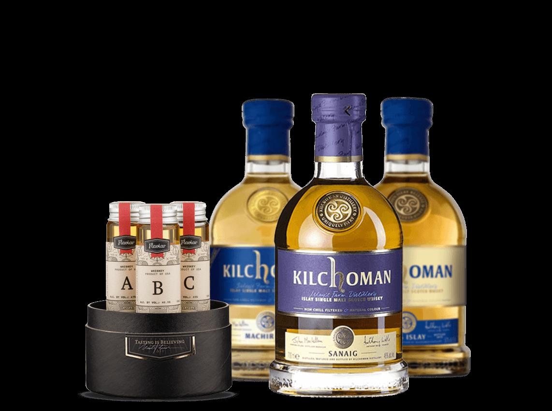 Unboxing Flavor - Kilchoman Whisky Tasting Webinar