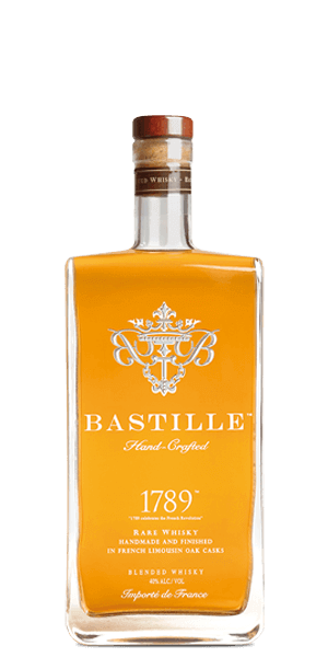 Bastille 1789 Hand-Crafted Blended French Whisky (1L)