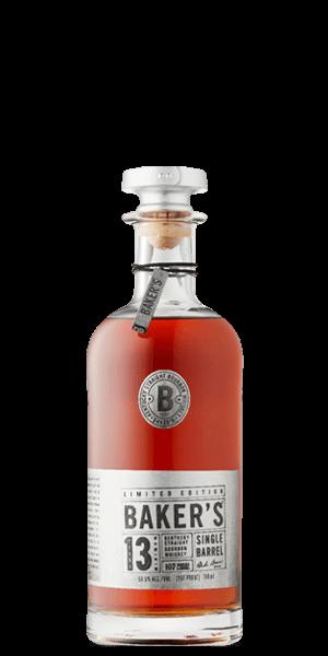 Baker's 13 Year Old Single Barrel Bourbon