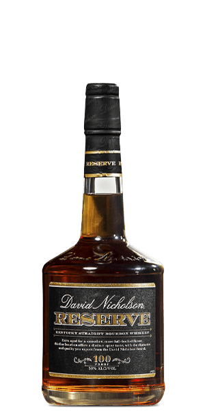 David Nicholson Reserve Bourbon Whiskey