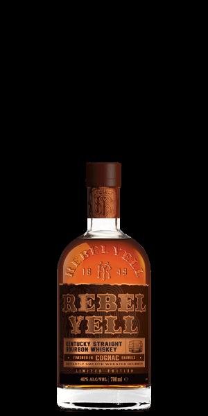 Rebel Bourbon Cognac Cask Finish Bourbon Whiskey