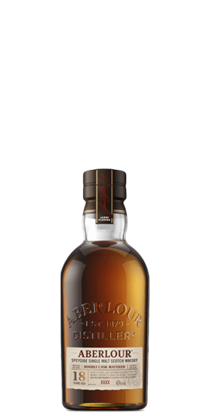 Aberlour 18 Year Old Double Cask Matured (500ml)