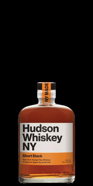 Hudson Whiskey NY Short Stack