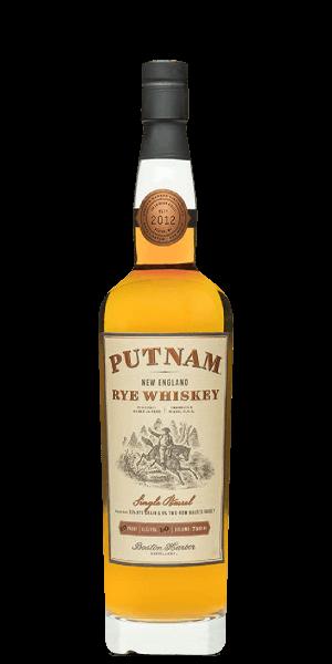 Putnam New England Single Barrel Cask Strength Rye
