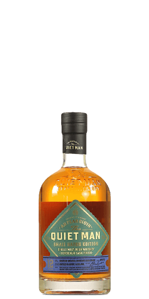 The Quiet Man 12 Year Old Bordeaux Wine Cask Finish
