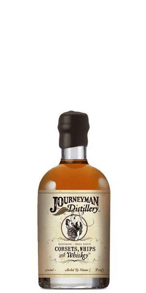 Journeyman Corsets, Whips & Whiskey (500ml)