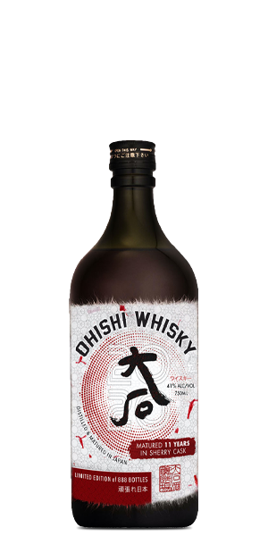Ohishi 11 Year Old Sherry Cask
