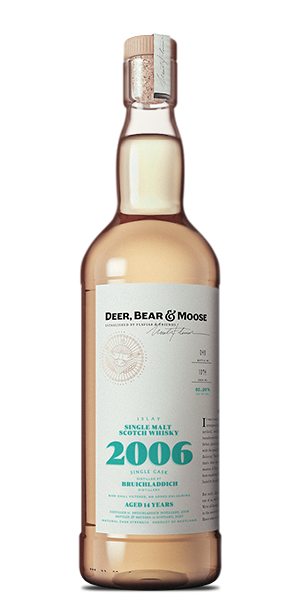 Deer, Bear & Moose Bruichladdich 2006