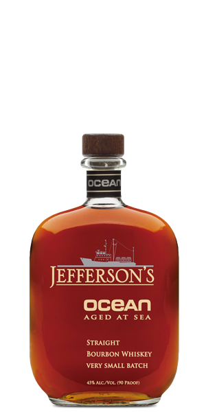 Jefferson's Ocean Aged at Sea Voyage 23 Bourbon