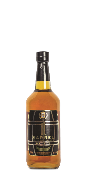 1 Barrel Belize Refined Old Rum