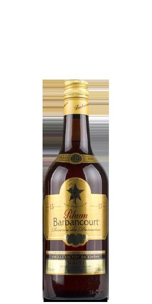 Barbancourt 15 Year Old Reserve du Domaine Rhum