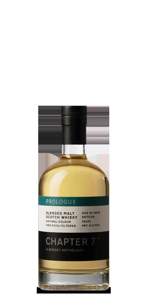 Chapter 7 Prologue Blended Malt Scotch Whisky