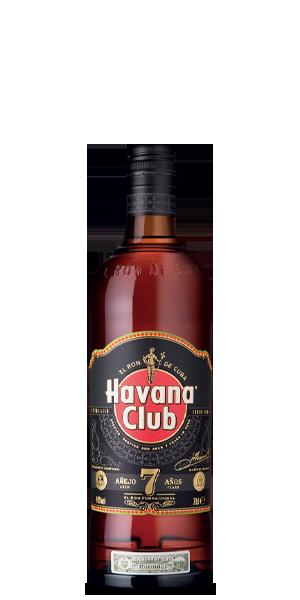 Havana Club 7 Year Old Dark Rum