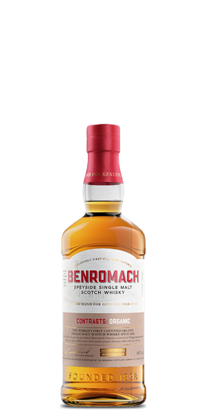 Benromach Contrasts: Organic