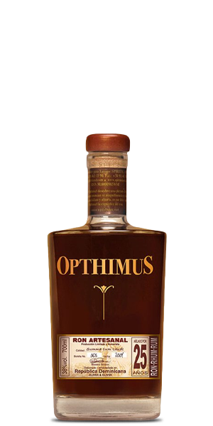 Opthimus 25 Year Old Rum