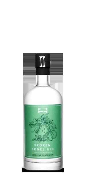 Broken Bones Ljubljana Dragon Gin