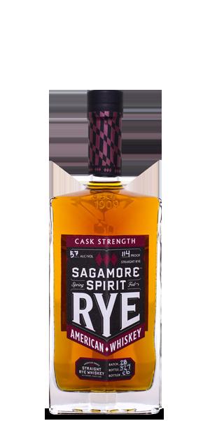 Sagamore Spirit Cask Strength Straight Rye Whiskey (375ml)